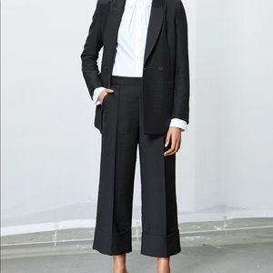 Rachel Comey Rotation Pant in Black Foam